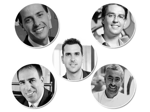 Rodrigo Galindo, Alex Atala, Amos Genish, Brian Requarth e Mate Pencz são os palestrantes de CEO Summit