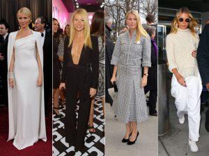 Gwyneth Paltrow chega aos 44 anos bilhando com seu estilo minimal-chic