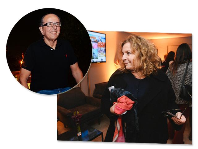 Joyce Pascowitch recebe convidados chez David Bastos para dar início às celebrações pelos 10 anos da Revista J.P