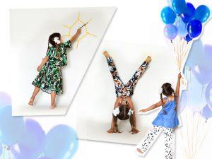 Andrea Marques leva seus prints-desejo para as pequenas