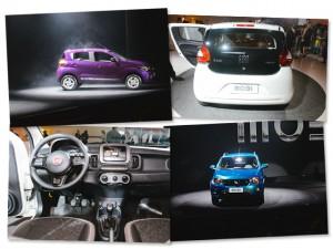 Conectividade e estilo definem o Mobi, novo compacto urbano da Fiat