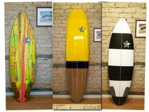 Desejo do Dia: pegar uma onda no maior estilo, com as pranchas da Reactions Surf