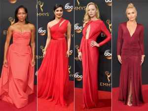 Consuelo Blocker elege seus looks favoritos do 68º Emmy Awards. Vem!