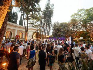Revista J.P comemora 10 anos com superfesta no Jardim Europa