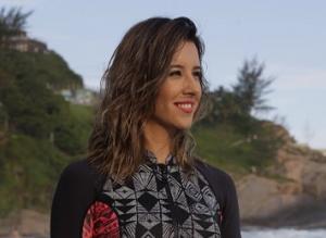 """Cristiane Dias enfrenta o machismo no esporte: """"Tá aí só porque é bonitinha"""""""