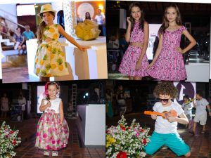 Feira Ópera arma desfile com o melhor da moda infantil em Porto de Galinhas