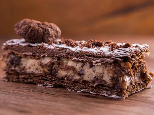 Mil Folhas de Cookies da Confeitaria Dama || Créditos: Divulgação