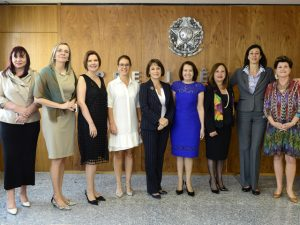 Ministras do Judiciário se reúnem para debater empoderamento feminino