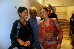 Casa Laura Alvim reabre suas portas no Rio com a bênção de Gilberto Gil