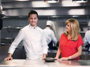 Chef brasileiro abre restaurante em NY com personalidade da TV