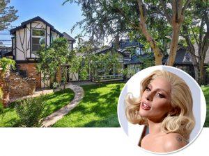 Lady Gaga é a nova proprietária de antiga mansão de Frank Zappa