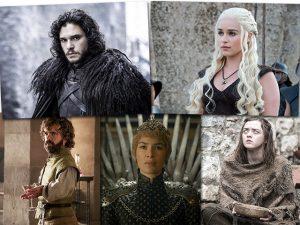 Glamurama ama os atores de Games Of Thrones que concorrem ao Emmy