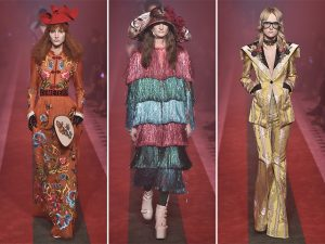 Gucci leva fantasia para o dia a dia com coleção carregada de referências
