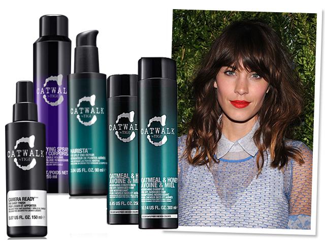 Produtos usados para um cabelo com volume || Créditos: Reprodução/Getty Images