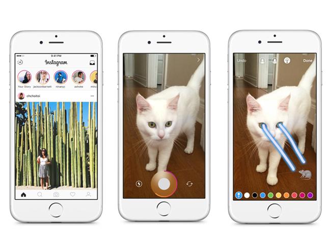 Instagram Stories: recursos novos à vista e um certo ciúmes por parte do Snapchat