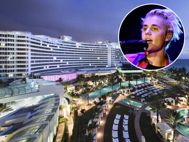 Justin Bieber toca em Miami no Ano Novo || Créditos: Getty Images