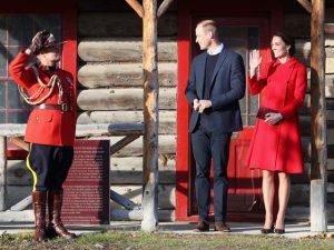 Siga os passos de William e Kate Middleton pelo Canadá em dez cliques!