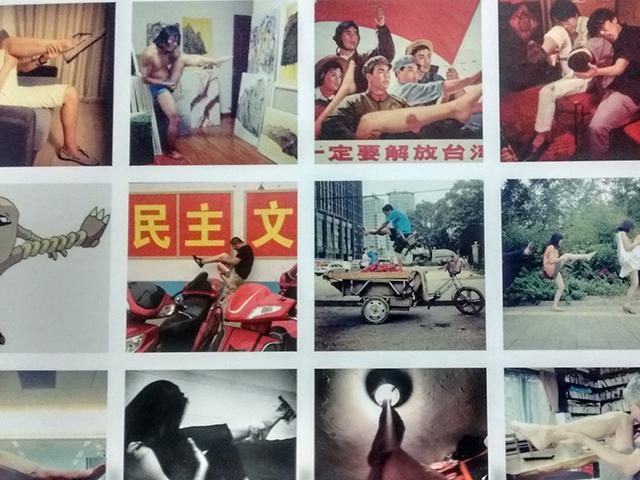 """Leg up"" - Ai Weiwei || Créditos: Matheus Evangelista/Glamurama"
