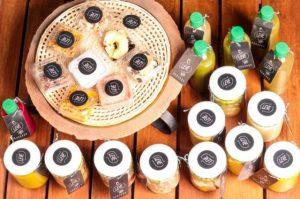 Projeto Verão Glamurama terá snacks saudáveis dá Leve Detox