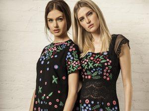 Vestidos bordados em linha são a aposta de verão da Lu Monteiro