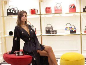 Primeira loja de MariaSole Cecchi abre em Florença com noite fervida e… artsy!