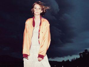 Filha de Uma Thurman e Ethan Hawke é estrela de campanha de moda