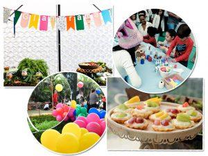 Piquenique Glamurama no Iate Clube de Santos para o Dia das Crianças