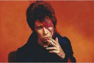 Rita Lee relembra o dia em que se transformou em David Bowie