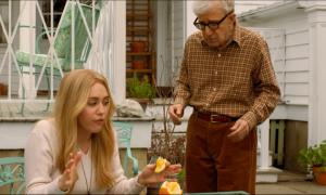 Miley Cyrus hippie falando de maconha com Woody Allen? Vem saber!