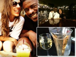 Karina Maluf e Seu Jorge curtem férias românticas em Paris. Aos cliques!