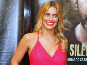 Carol Dieckmann levou dois dias para filmar cena de estupro com filho de Darín