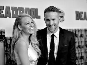 Baby boom! Blake Lively dá à luz o segundo filho com Ryan Reynolds