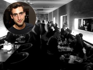 Rebola! Miller arma agito no Bar Numero com DJ italiano Francesco Rossi