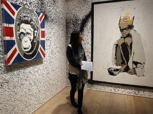 Retrospectiva não autorizada de Banksy dá o que falar na Austrália