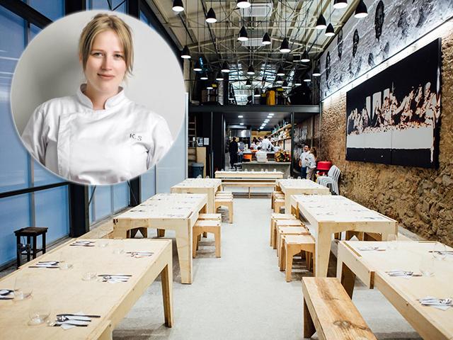 A chef dinamarquesa Kamilla Seidler arma jantar no neste domingo