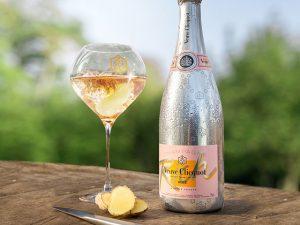 Veuve Clicquot cria champagne exclusivo para o preparo de drinks especiais