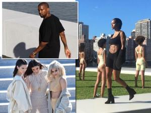 Desfile da Yeezus, de Kanye West, é tido como fiasco pela mídia americana