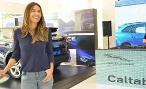 Grupo Caltabiano abriu seu showroom das marcas Jaguar e Land Rover