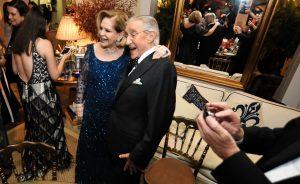 Alegria e sofisticação na festa black tie pelos 100 anos de Jacintho Honório