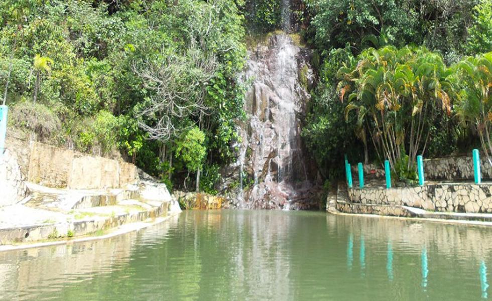 lube Naturista Paraíso das Cascatas – Santo Antônio do Descoberto/GO