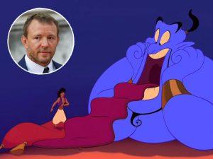 """Guy Ritchie deve levar """"Aladdin"""" para as telas grandes e com atores reais"""