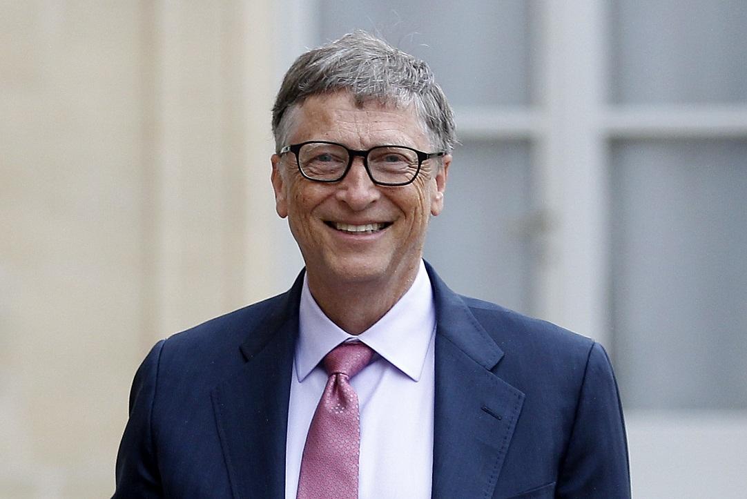 Bill Gates: 61 anos nesta sexta-feira