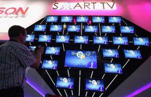 Smart TVs: Microsoft saiu na frente || Créditos: Getty Images
