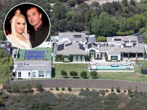 Gwen Stefani coloca mansão à venda em CEP mais disputado de LA