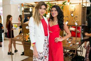 Glamurettes cariocas – novinhas, mas já supercriativas – reunidas em lançamento