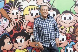 """Aos 81 anos, Mauricio de Sousa pode agora ser chamado de """"Mauricio Zen"""""""