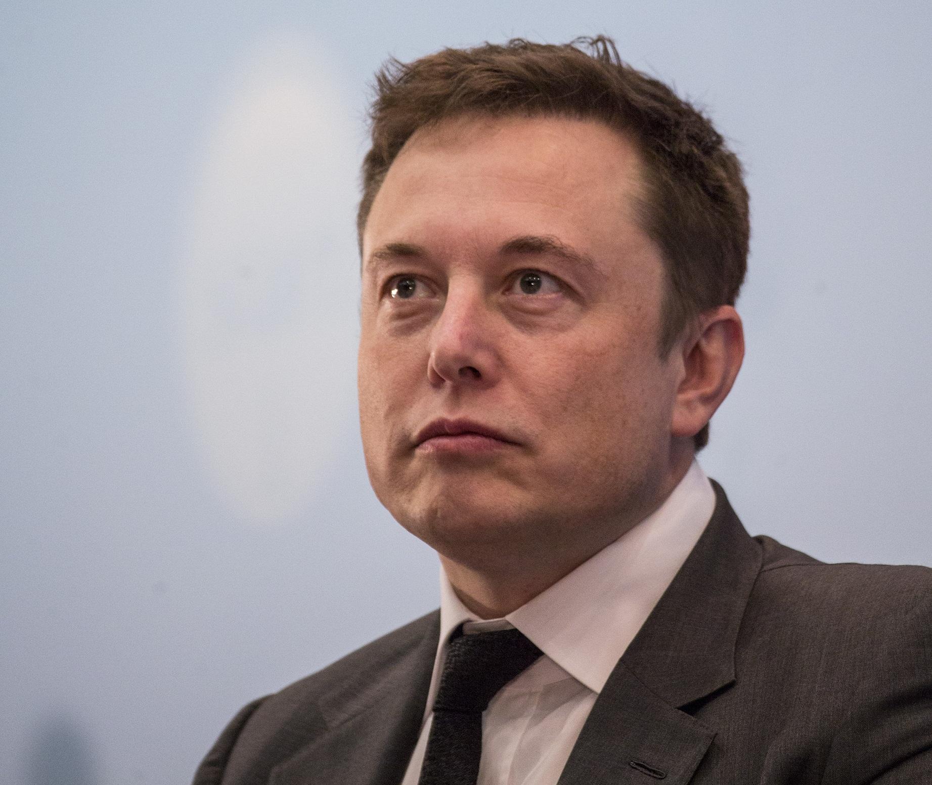 O bilionário sul-africano Elon Musk