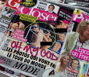 Paparazzi que flagraram Kate Middleton de topless vão a julgamento