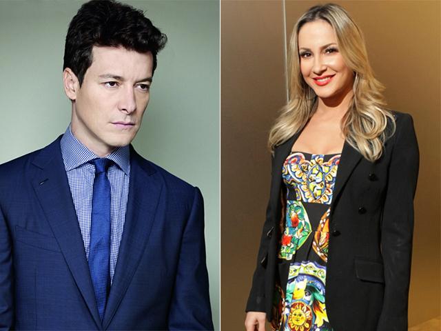 Rodrigo Faro e Claudia Leitte serão os apresentadores do Jantar Amigos do Bem  ||  Créditos: Reginaldo Teixeira/CS Eventos Divulgação