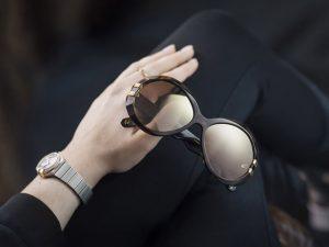 Boutique Omega do Cidade Jardim recebe sua 1ª coleção de óculos de sol